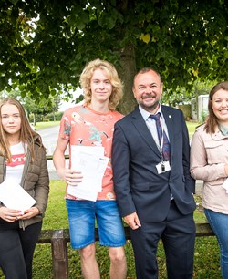 Exam Results at North Gosforth Academy